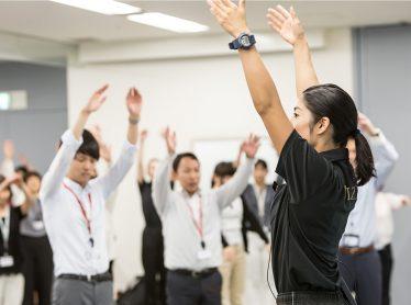 RIZAP × MAKES 今日変わる簡単トレーニング